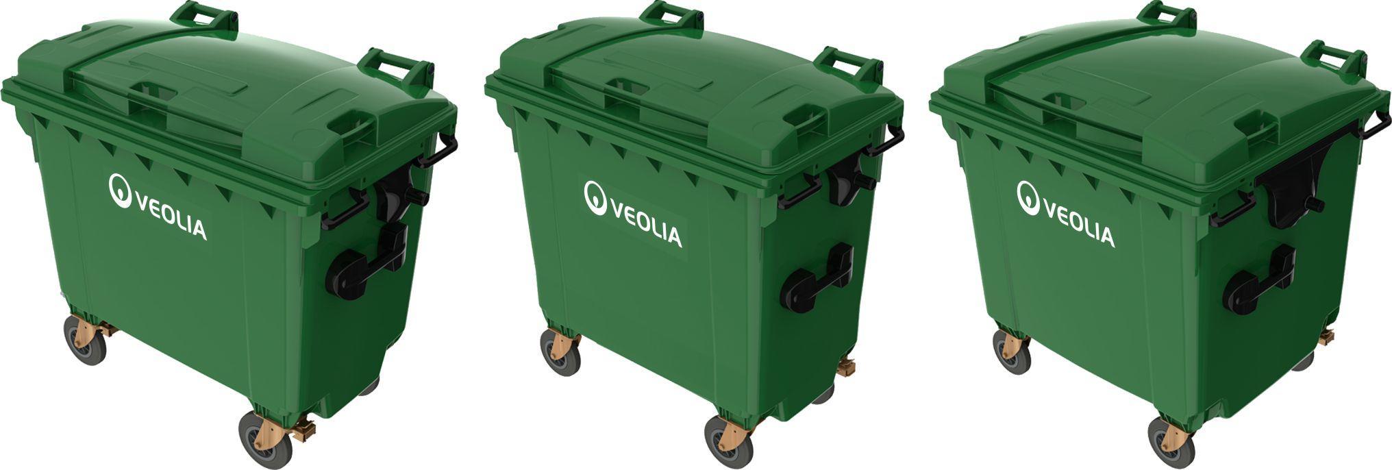 Veolia Container